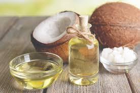 cara buat minyak kelapa untuk rambur
